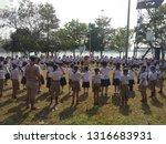 chiang mai thailand   18... | Shutterstock . vector #1316683931