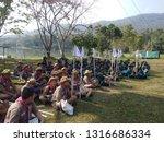 chiang mai thailand   18... | Shutterstock . vector #1316686334