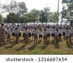 chiang mai thailand   18... | Shutterstock . vector #1316687654