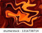 stunning unique delicately... | Shutterstock . vector #1316738714