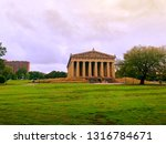 Nashville Tennessee Parthenon