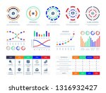 business data graphs financial... | Shutterstock .eps vector #1316932427