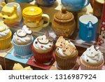 bangkok  thailand   feb 17 ... | Shutterstock . vector #1316987924