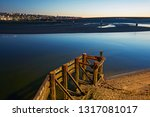 Riverside Of The River Taw In...