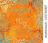 bridal invitation cards   Shutterstock .eps vector #131710307