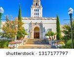 beverly hills city hall  los... | Shutterstock . vector #1317177797