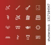 Editable 16 Orchestra Icons For ...