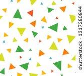 cute abstract seamless pattern... | Shutterstock .eps vector #1317280844