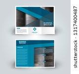 brochure template. business...   Shutterstock .eps vector #1317400487