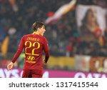 rome  italy   february 18 2019  ... | Shutterstock . vector #1317415544