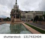 geneva  switzerland   july 1... | Shutterstock . vector #1317432404