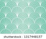 seamless art deco pattern.... | Shutterstock .eps vector #1317448157