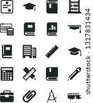solid black vector icon set  ... | Shutterstock .eps vector #1317831434