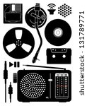 sound | Shutterstock .eps vector #131789771