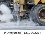 dust scale pm2.5 from... | Shutterstock . vector #1317902294