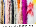 samples of different color of... | Shutterstock . vector #1317951527