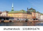 stockholm  sweden   may 5  2016 ... | Shutterstock . vector #1318041674