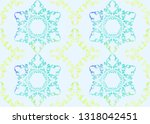 traditional chinese seamless... | Shutterstock .eps vector #1318042451