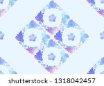 traditional chinese seamless... | Shutterstock .eps vector #1318042457