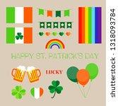 happy st. patrick s day | Shutterstock .eps vector #1318093784