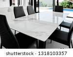 Luxurious Marble Dining Table...
