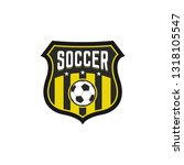 football team emblem concept...
