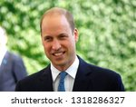 Small photo of JULY 19, 2017 - BERLIN: Prince William - meeting of the German Chancellor with the British Royal couple, Chanclery, Berlin.