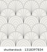 classic art deco seamless... | Shutterstock .eps vector #1318397834