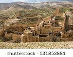 Marsaba Monastery In The Judean ...