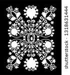 ornament design. folk... | Shutterstock .eps vector #1318631444