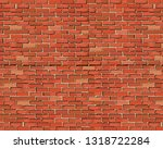 brick wall background | Shutterstock .eps vector #1318722284