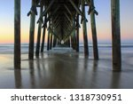 Underneath Of Surf City Pier...