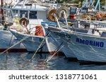 vrsar   croatia   august 2015 ... | Shutterstock . vector #1318771061