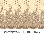 seamless traditional indian... | Shutterstock . vector #1318781627