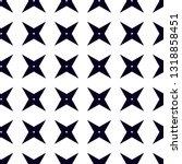 seamless geometric ornamental... | Shutterstock .eps vector #1318858451