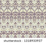 Ethnic Vector Seamless Pattern...