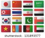national flags   Shutterstock . vector #131893577