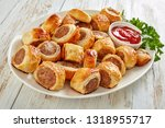 Freshly Baked Puff Pastry...