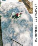 paris  france   september 09 ...   Shutterstock . vector #1319039297