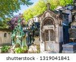 paris  france   september 09 ...   Shutterstock . vector #1319041841