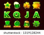 st.patrick symbols  gaming...