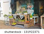 Flower Shop In Gorinchem....