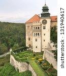pieskowa skala castle in poland | Shutterstock . vector #131940617