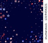 american patriot day stars...   Shutterstock .eps vector #1319454221