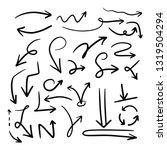 illustration of grunge sketch...   Shutterstock .eps vector #1319504294
