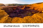 Colored Mountains And Cliffs Of ...