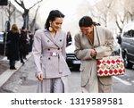 milan  italy   september 20 ... | Shutterstock . vector #1319589581