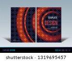abstract template design   Shutterstock .eps vector #1319695457