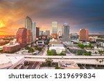 tampa  florida  usa aerial... | Shutterstock . vector #1319699834