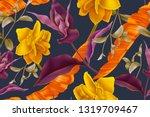 hi quality fashion design.... | Shutterstock . vector #1319709467
